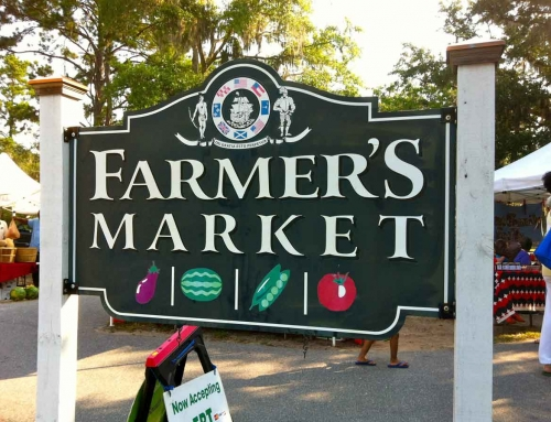 The Port Royal, SC Farmers Market… It's Delicious, Nutritious and Fun!